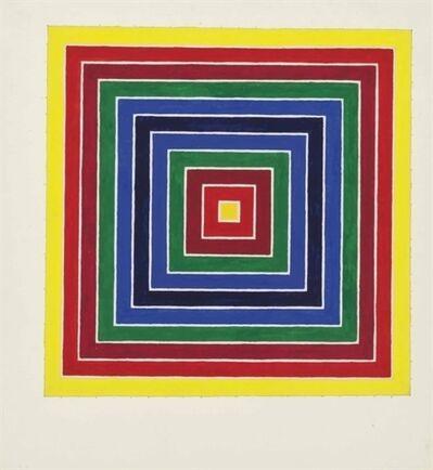Frank Stella, 'Untitled'