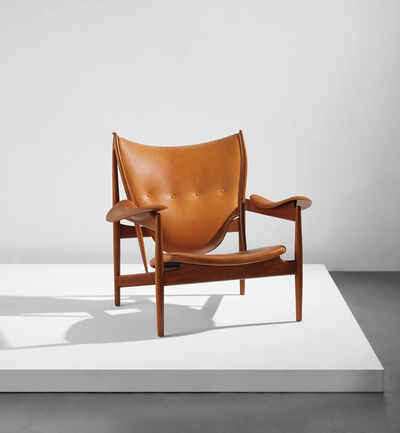 "Finn Juhl, '""Chieftain"" chair, model no. FJ 49 A', circa 1955"