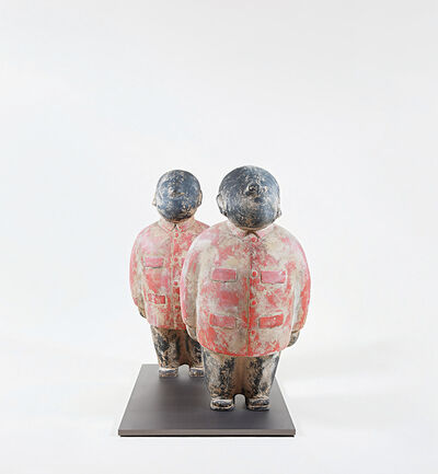 Zhu Wei, 'China China (Painted Pottery Edition)', 2008