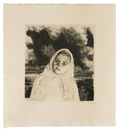 Eduard Wiiralt, 'Virve', 1943
