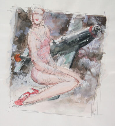 Robert Overby, 'Untitled (Ref #23)', 21 September-1988