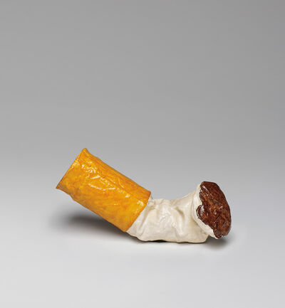 Claes Oldenburg, 'Fagend Study', 1968