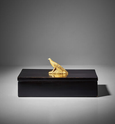 Jean-Michel Frank, 'Bird, mounted on box', circa 1939