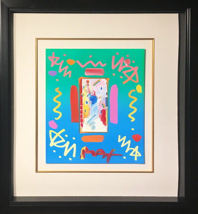 Peter Max, 'Statue of Liberty', 2000