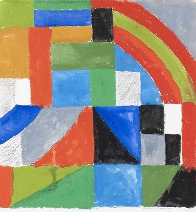 Sonia Delaunay, 'Rythme couleur', 1962