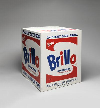 Andy Warhol, 'Brillo Soap Pads Box (Pasadena Type)', 1969