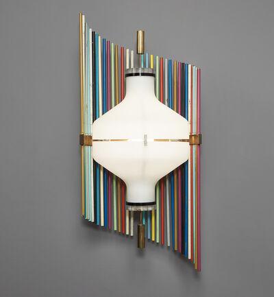 Angelo Lelii, 'Wall light, model no. 12738', circa 1985