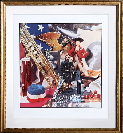 Audrey Flack, 'Fourth of July Still Life from the Kent Bicentennial Portfolio', 1975