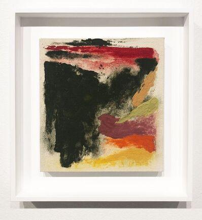 Friedel Dzubas, 'Manitou', 1976