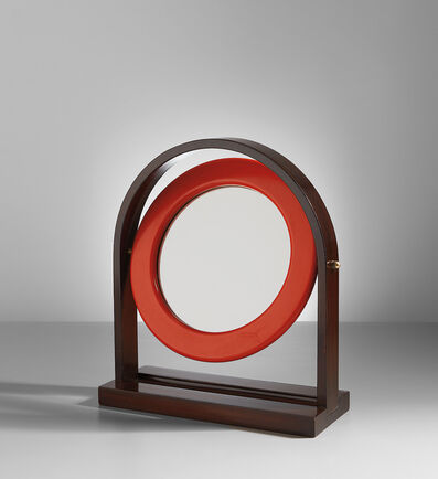 "Ettore Sottsass, '""Sandretta"" table mirror, model no. SP.63', circa 1965"