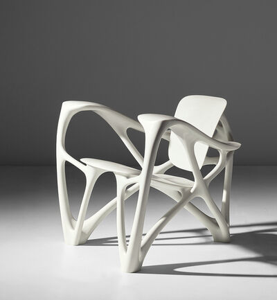 Joris Laarman, ''Bone' armchair', 2008
