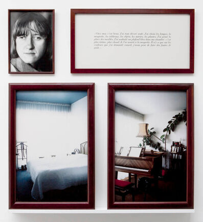 """Sophie Calle, 'The Blind. At home"""" / """"Les Aveugles. Chez moi', 1986"""