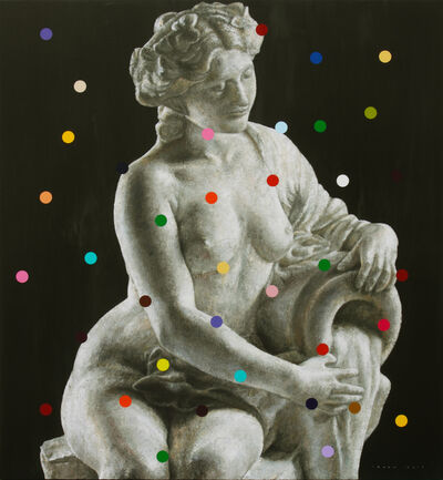 M. Irfan, '#21 Seated Nude with Urn', 2017