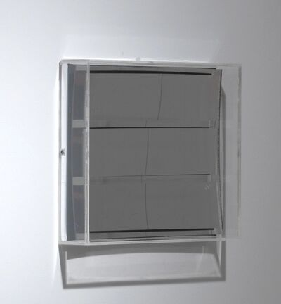 Adolf Luther, 'Mirror Object', 1970