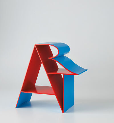 Robert Indiana, 'Art', Conceived in 1972 and 1999