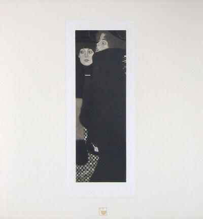 Gustav Klimt, 'Sisters [Das Werk Gustav Klimts]', 1914