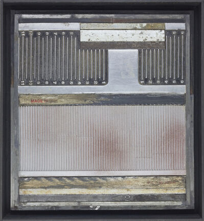 Randall Reid, 'Grey Walls', 2019