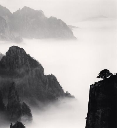 Michael Kenna, 'Huangshan Mountains, Study 13, Anhui, China', 2008