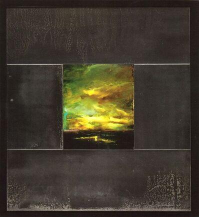 David Bierk, 'End of Day, Locked in Migration', 2001