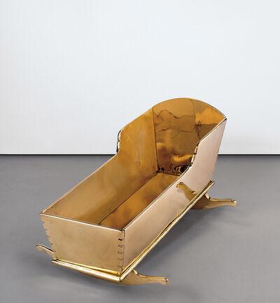 Sherrie Levine, 'Large Cradle', 2009