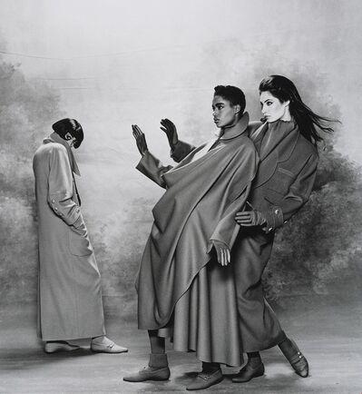 Karl Lagerfeld, 'Rites', 1989
