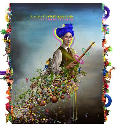 Mario Soria, 'Mind Genius', 2018