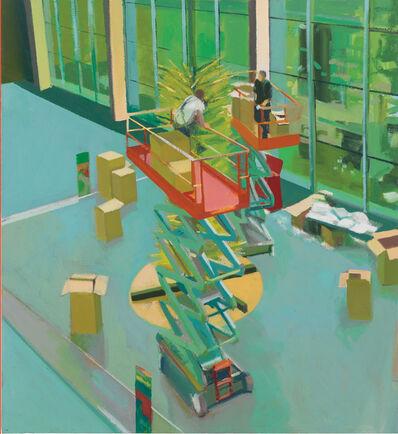 Dana Clancy, 'Lift', 2013