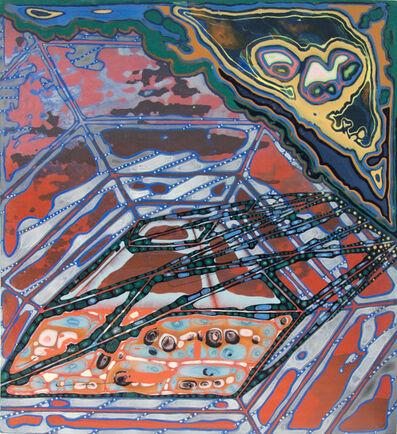 Sarah Walker (b.1963), 'Offset Transition', 2008