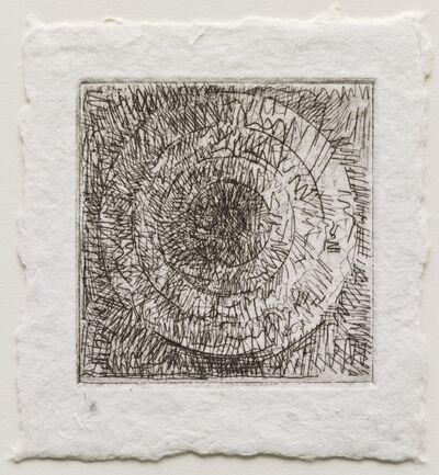 Jasper Johns, 'Target I', 1967