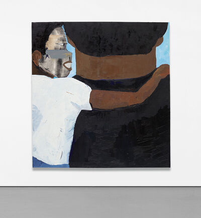 Henry Taylor, 'Father, Son', 2010