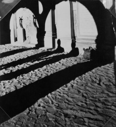 Lucien Hervé, 'Cemetry of Monfort, Lamory, France ', 1947