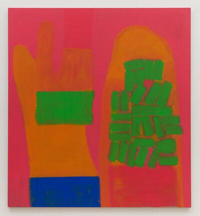John Finneran, 'Saguaro's Hands', 2019