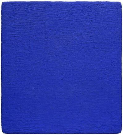 Yves Klein, 'Monochrome bleu IKB', 1959