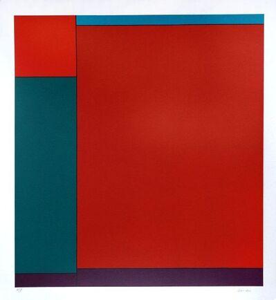 Ludwig Sander, 'Untitled (Red & Green; Purple & Blue; Green)', c.1970
