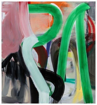 Liliane Tomasko, 'Strident Green', 2020