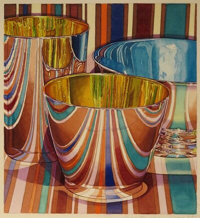 Jeanette Pasin Sloan, 'Still Life with Revere Ware', 1988