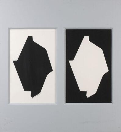 Victor Vasarely, 'UZOK 2', 1956