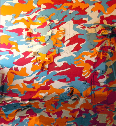 Paul Hosking, 'Mimic (Gold #2)', 2013