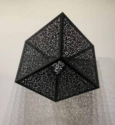 Anila Quayyum Agha, 'Itinerant Shadows - Spiral, Edition 1', 2019