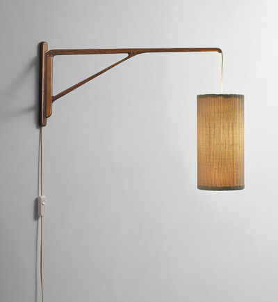 Peder Moos, 'Pivoting wall light', circa 1947