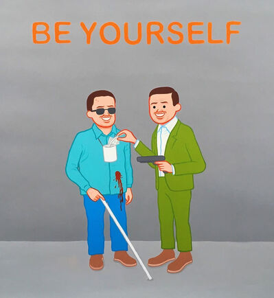 Joan Cornellà, 'Be Yourself', 2019