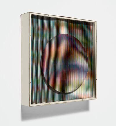 Carlos Cruz-Diez, 'ChromointerférenceMécanique', 1970