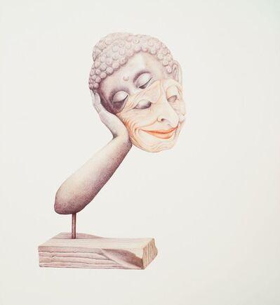 Aurel Schmidt, 'Buddha', 2015