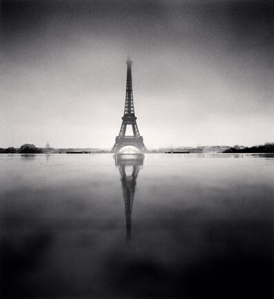 Michael Kenna, 'Eiffel Tower, Study 7 Paris, France', 1987