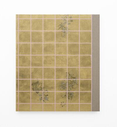 Pierre Vermeulen, 'Hair orchid sweat print, pink grid', 2018