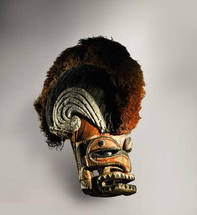 Unknown Artist, 'Malangan Mask, New Ireland, Papua New Guinea'