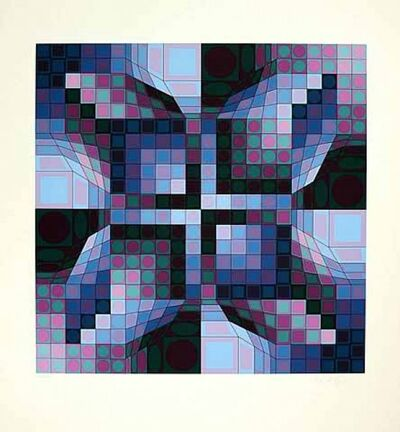 Victor Vasarely, 'Firka', Unknown