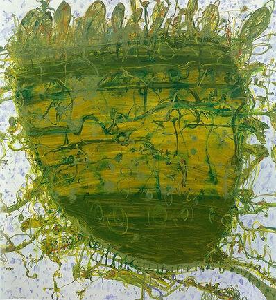 John Olsen, 'Lily Pond at Humpty Doo', 2004