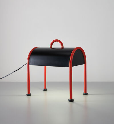 Ettore Sottsass, 'Valigia table lamp', designed 1977