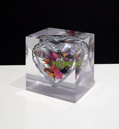 Adam Parker Smith, 'Forever Yours (Silver)', 2020